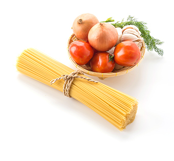 the ingredients of Italian cuisine